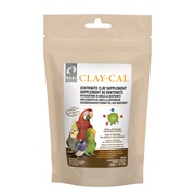 HARI Clay-Cal Bentonite Clay Supplement for Birds - 250 g (0.55 lb)