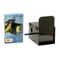 """Hagen Parakeet Nest Box - Black - 22 x 13.2 x 13.2 cm (8 5/8"""" x 5 1/4"""" x 5 1/4"""")"""