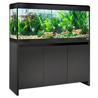 Fluval Roma 240 Designer Aquarium Set - Black - 240 L (63 US gal)
