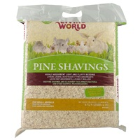 Living World Pine Shavings - 41 L (2500 cu in)