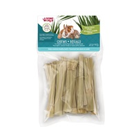 Living World Small Animal Chews - Napier Grass Sticks - 20 pieces