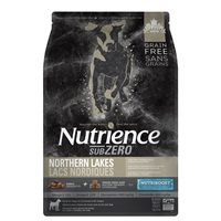Nutrience Grain Free Subzero Northern Lakes for Dogs - 5 kg (11 lbs)