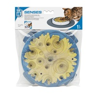 Catit Design Senses Scratch Pad Refill - Yellow Flower