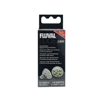 Fluval Edge LED Ultra Bright Bulb - 1.8 W - 2 pack