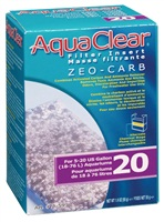 AquaClear 20 Zeo-Carb Filter Insert - 55 g (1.9 oz)