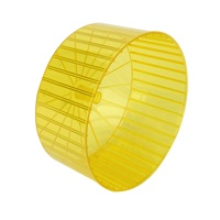 Habitrail Classic Replacement Wheel in Transparent Yellow for Habitrail Classic