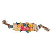 HARI Rustic Treasures Bamboo Wrap Foot Toy for Birds