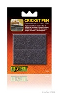 Exo Terra Cricket Pen Replacement Foam - 2 pack