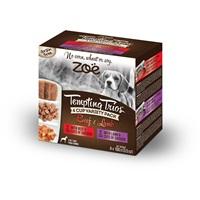 Zoë Tempting Trios Beef & Lamb Variety Pack - 4 cups - 100 g (3.5 oz)