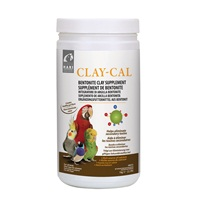 HARI Clay-Cal Bentonite Clay Supplement for Birds - 1 kg (2.2 lb)