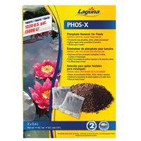 Laguna Phos-X Phosphate Remover, Treats up to 5000 L (1320 U.S. gal.)