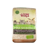 Living World Pine Shavings - 113 L (4 cu ft)