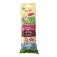 Living World Hamster Sticks - Fruit Flavour - 112 g (4 oz) - 2 pack