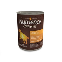Nutrience Natural Adult - Turkey & Chicken Pâté