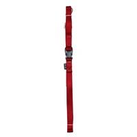 Zeus Nylon Leash - Deep Red - Large - 1.2 m (4 ft)