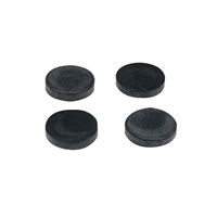 Non-Skid feet (x4).  Fits all Vision modelcages size S01-L12