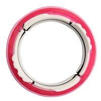 Habitrail OVO Replacement Lock Connector in Pink for OVO Pink Edition