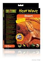 "Exo Terra Heat Wave Desert - Small - 20 x 20 cm (8"" x 8"" in)"