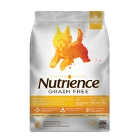 Nutrience Grain Free for Small Breed – Turkey, Chicken & Herring - 5 kg (11 lbs)