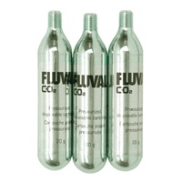 Fluval Pressurized Disposable CO2 Cartridges - 3 x 20 g