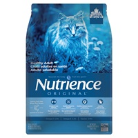 Nutrience Original Healthy Adult - Salmon Meal with Brown Rice Recipe - 5 kg (11 lbs)