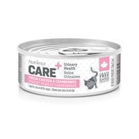 Nutrience Care Urinary Health Pâté for Cats - Fresh Chicken & Cranberries Recipe - 156 g (5.5 oz)