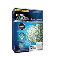 Fluval Ammonia Remover - 3 x 180 g (6.3 oz)