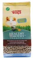 Living World Healthy Timothy Formula For Guinea Pigs - 1.8 kg (4 lb)