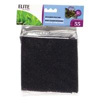 Elite Hush 55 Power Filter Biological Foam - 5 pieces