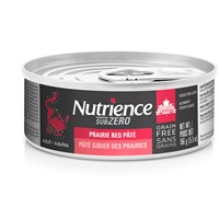 Nutrience Grain Free Subzero Pâté - Prairie Red - 156 g (5.5 oz)