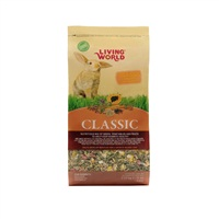 Living World Classic Food for Rabbits - 2.27 kg (5 lb)