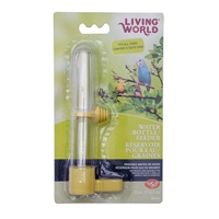 Living World Combination Water Fountain or Feeder - Medium
