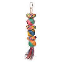 HARI Rustic Treasures Bird Toy Cube Stacker - Large