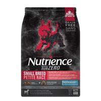 Nutrience Grain Free Subzero Prairie Red Formula for Small Breed - 5 kg (11 lbs)