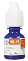 Nutrafin Ammonia Fresh and Saltwater Reagent #3 Refill - 10 ml (0.3 fl oz)