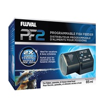 Fluval PF2 Programmable Fish Feeder