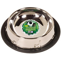 Catit Stainless Steel Non-Spill Dish - Small - 250 ml (8.4 oz)