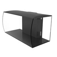 Fluval Replacement Glass Aquarium for Fluval Flex 123 L (32.5 US gal) Aquarium Kit - Black