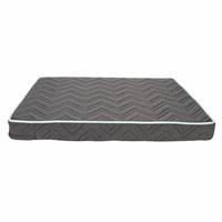 "Dogit Dreamwell Interweave Orthopedic Bed - Grey - 81 x 61 x 8 cm (32"" x 24"" x 3"")"