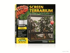 "Exo Terra Screen Terrarium - Large/X-Tall - 90 cm x 45 cm x 90 cm (36"" x 18"" x 36"")"