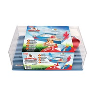 Living World Hamst-Air Interactive Hamster Habitat - 46 x 29.5 x 22.5 cm (18.1 x 11.6 x 8.9 in)