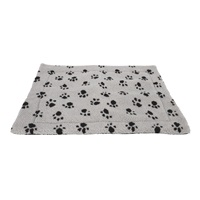 Dogit Dreamwell Thermal Mat - Gray -  72 x 57 cm (28.5 x 22.5 in)