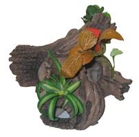 Marina Polyresin Aquarium Ornament - Bog Wood - Medium - 26.5 x 12 x 11.5 cm (10.4 x 4.7 x 4.5 in)