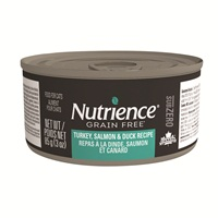 Nutrience Subzero Wet Food for Cats - Turkey, Salmon & Duck Recipe - 85 g