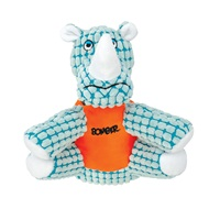 Bomber by Zeus Special Forces Team Dog Toy - Spike the Rhino - Small - 15 cm (6 in)