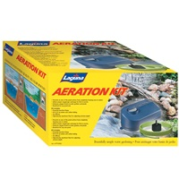 Laguna Aeration Kit Air Stone Pump Tubing Float