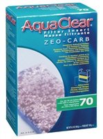 AquaClear 70 Zeo-Carb - 180 g (6.3 oz)
