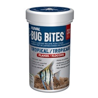 Fluval Bug Bites Tropical Flakes - 45 g (1.58 oz)