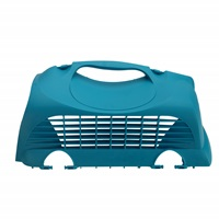 Catit Replacement Top Hatch Right Door for Catit Cabrio Carrier - Turquoise
