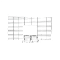 Front Wire Grill with door for Vision models L11 & L12